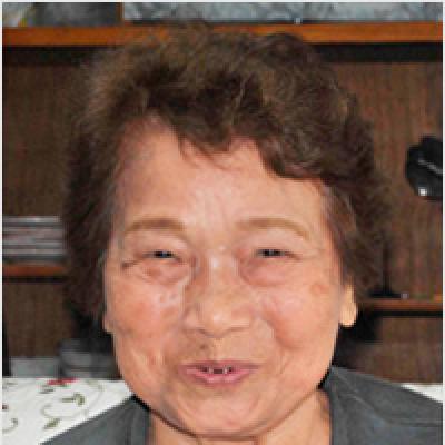 Emiko Toyoshima (Fukuoka / 82 tuổi) Bệnh nhân U xơ Cổ tử cung